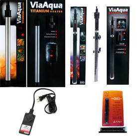 Aquarium Heaters