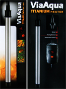 Digital Titanium Aquarium Heaters
